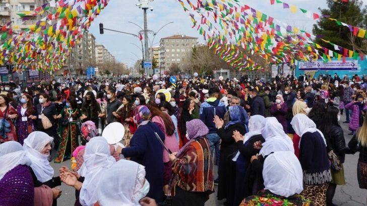 Diyarbakır'da Pandemi Gölgesinde 8 Mart Kutlaması