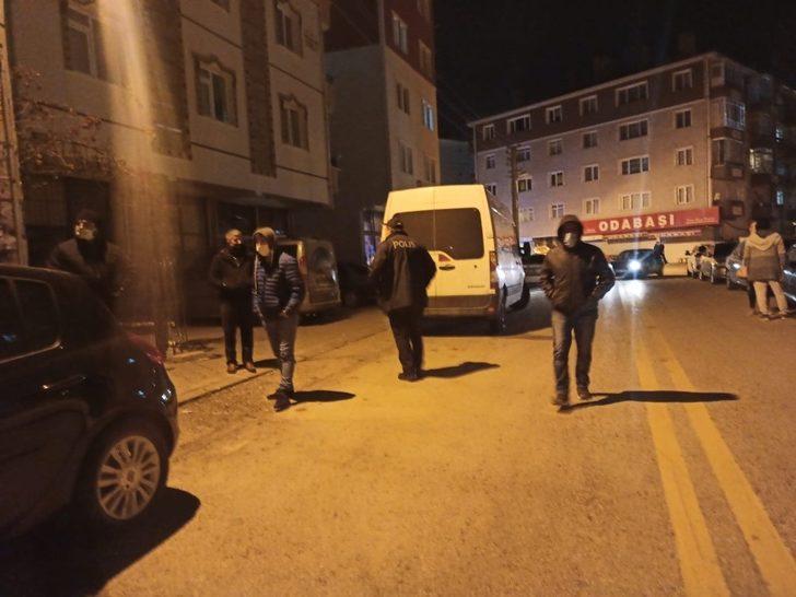 Başkent'te bir kişi evinde ölü bulundu