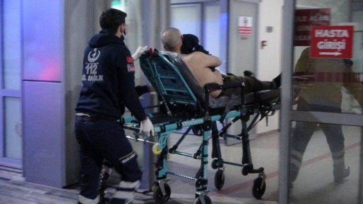 Kocaeli'de iki grup arasında bıçaklı kavga: 2 yaralı