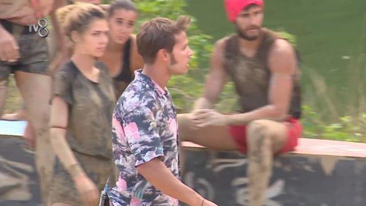 Survivor Çağrı Murat Ceylan'ın üstüne yürüdü! Furkan Dede'den bomba yorum