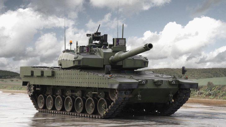 'Türkiye, Altay tankının motor üretimi için Güney Kore ile anlaştı'