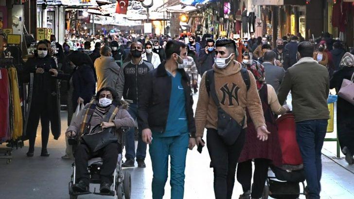 Gaziantep'te 'Kısıtlı' Normal
