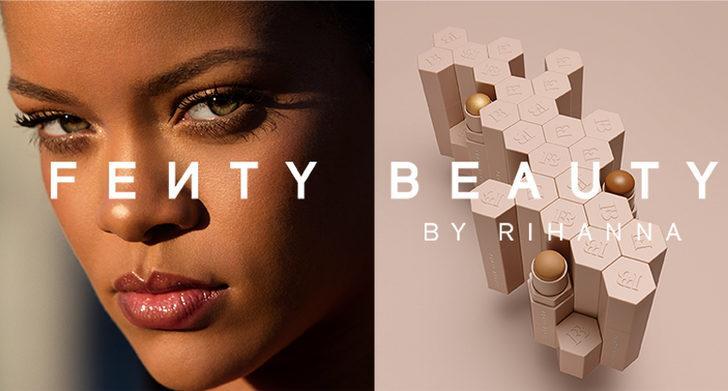 Güzelliği en iyi o bilir: Rihanna'dan Fenty Beauty makyaj koleksiyonu