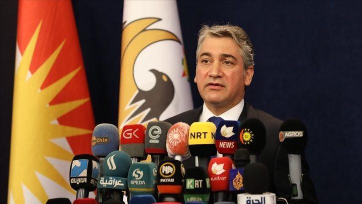IKBY, Türkiye'nin tepkisini çeken pul bastırma planının onaylanmadığını açıkladı