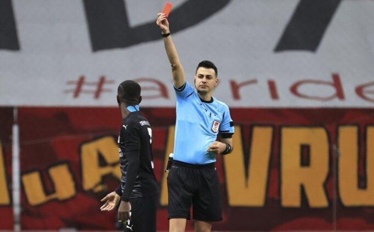 Rıza Çalımbay: Max Gradel'n kırmızı kartı ağırdı