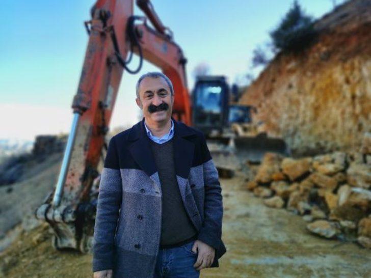 Komünist Başkan Fatih Mehmet Maçoğlu duyurdu! Tunceli'de artık ihale yapılmayacak