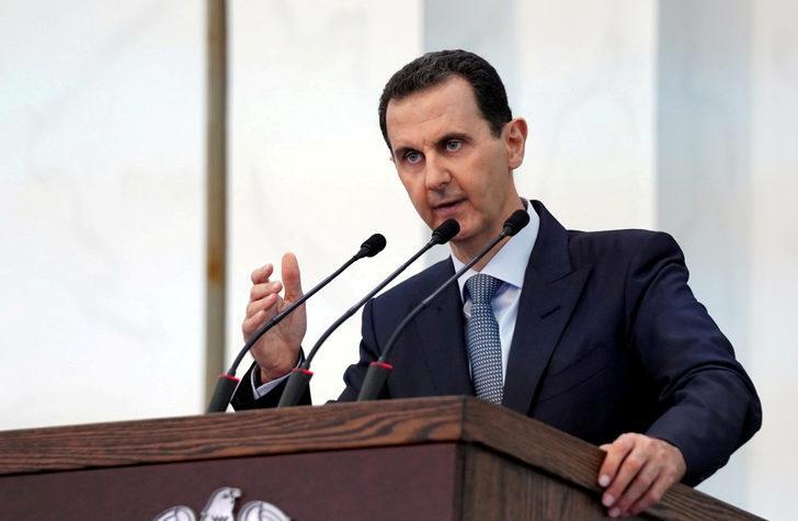 Koronaya yakalanan Esad apar topar Moskova'da hastaneye kaldırıldı!