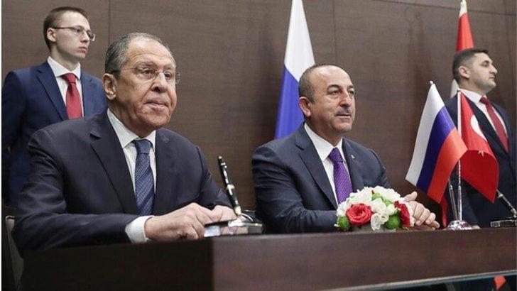 """Çavuşoğlu: """"Suriye İçin Rusya ve Katar'la Girişim Başlattık"""""""