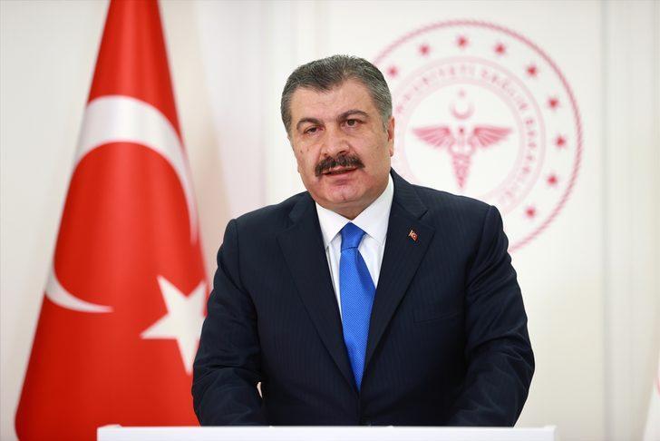 Sağlık Bakanı Koca'dan 14 Mart Tıp Bayramı mesajı