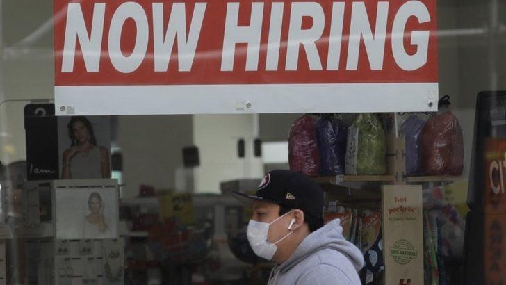 ABD'de İşsizlik Yardım Başvurularında Sevindirici Gelişme