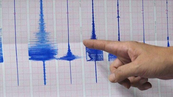 Son dakika: Yunanistan'da şiddetli deprem