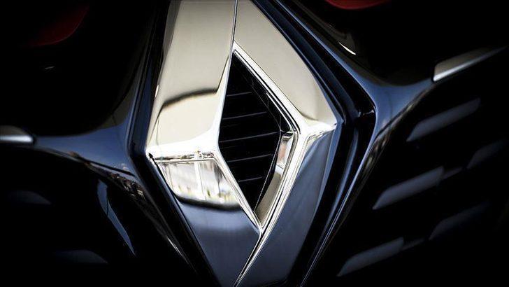 Renault logosunu değiştiriyor! İşte yeni logo