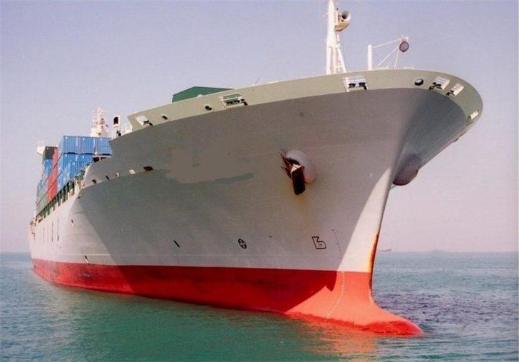Akdeniz açıklarında İran'a ait konteyner gemisine saldırı