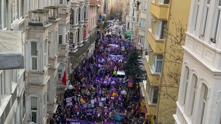 HRW'den Türkiye'ye Kadınlar Günü Eleştirisi