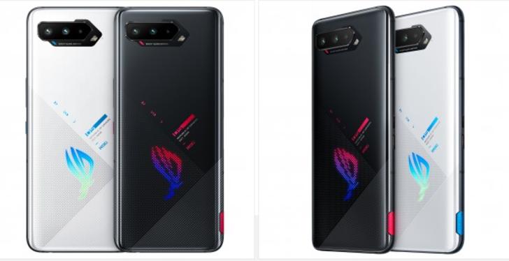 Asus, ROG Phone 5 cihazını piyasaya sürdü