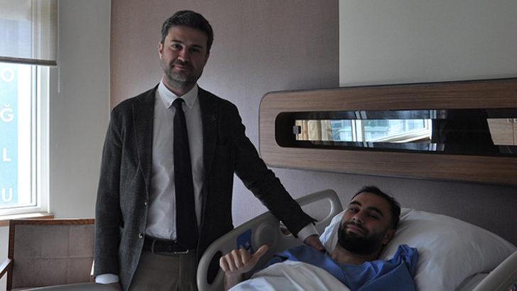 Selim Ilgaz en az 6 ay sahalardan uzak kalacak