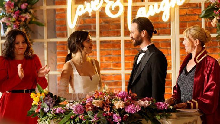 İşte Sen Çal Kapımı dizisinin yeni bölüm fragmanı | Eda ve Deniz evleniyor