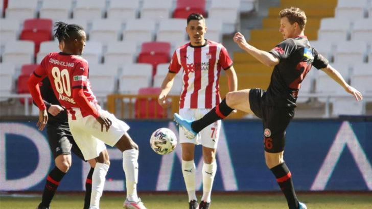 ÖZET | Sivasspor - Karagümrük maç sonucu: 1-0