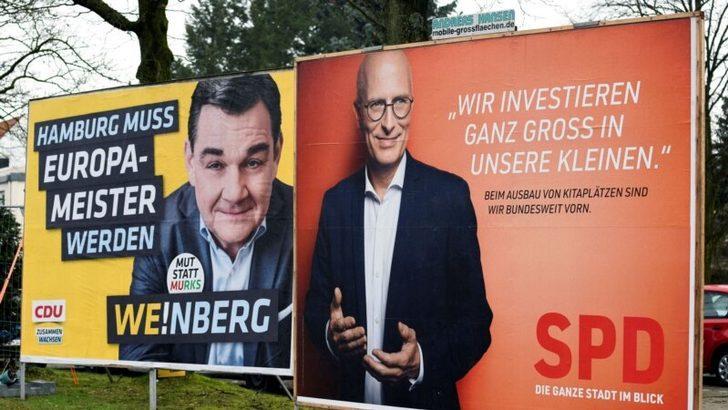 Almanya'da Maske Skandalı Gölgesinde Seçimler