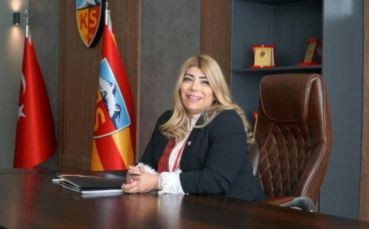 Kayserispor'da tepki: Adalet isteyenleri gördünüz