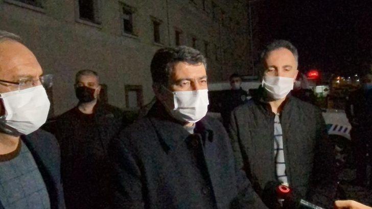 Ankara Valisi Vasip Şahin yolda rahatsızlanınca tedbir amaçlı hastaneye kaldırıldı