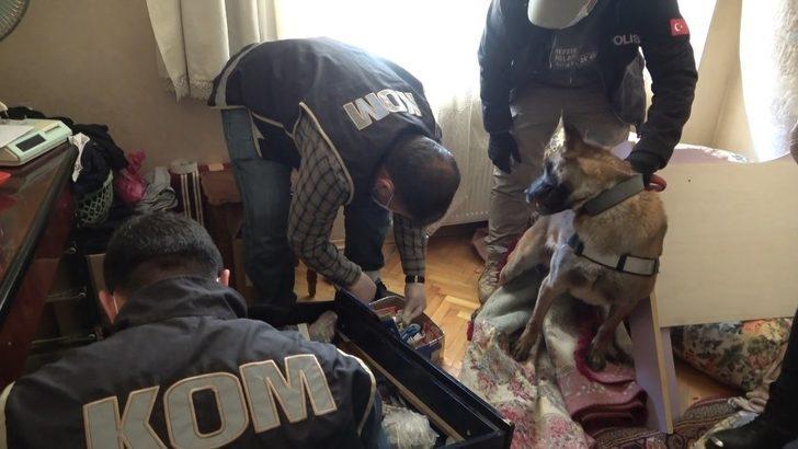 'Narko Şahin' operasyonunda 27 gözaltı
