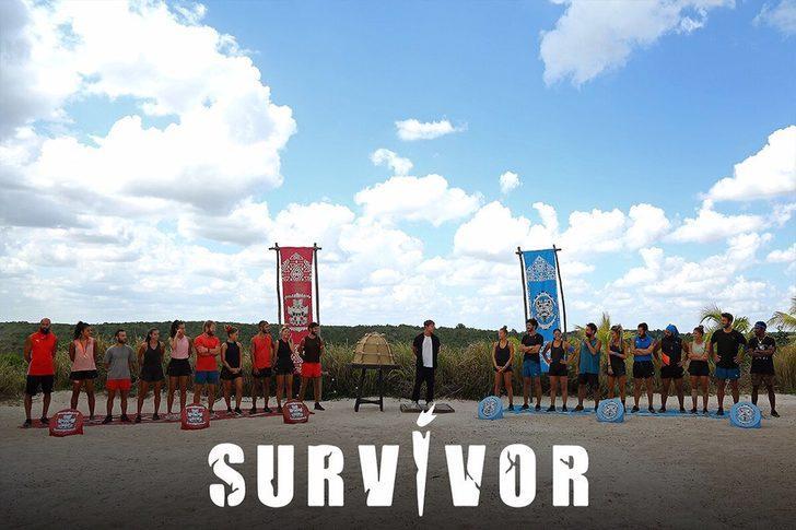 Survivor'da kim elendi? İşte Survivor SMS sıralaması