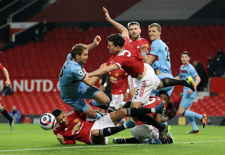 West Ham attı, Manchester United kazandı!