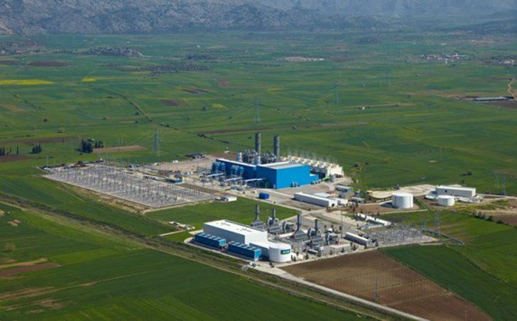 Aksa Enerji'den ilk çeyrekte 208 milyon lira net kar açıklaması