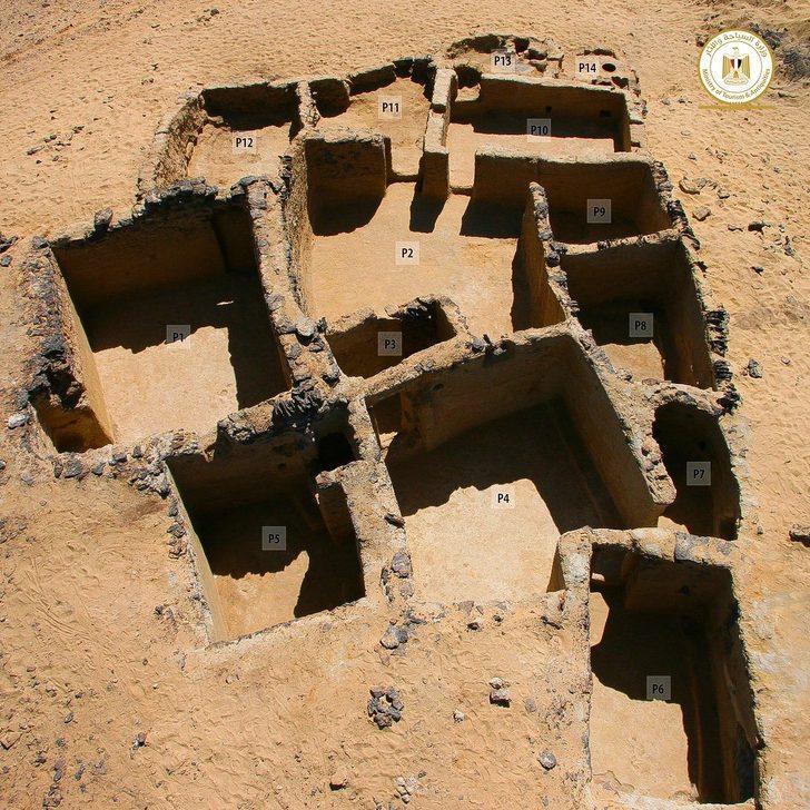 Mısır'da dünyanın en eski manastırı bulundu