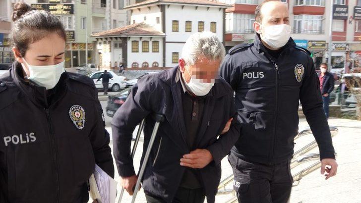 Çorum'daki trafik kazası, adliyeye sevk edilen sürücü tutuklandı