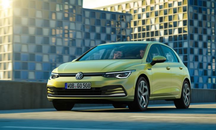 Yeni Volkswagen Golf Türkiye'de! İşte yeni Volkswagen Golf fiyatları