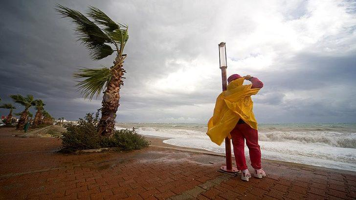 Son Dakika: Meteoroloji'den birçok il için fırtına uyarısı