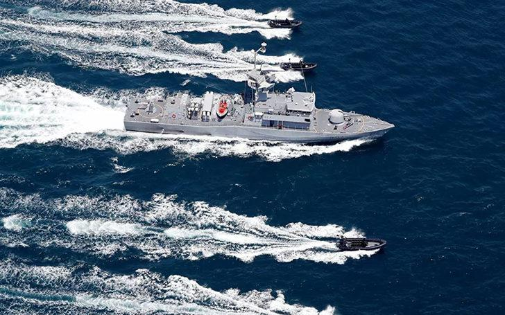 Yunan Filo Derneği Başkanı: Erdoğan'ın Türkiye'si çok güçlü bir donanma geliştirdi