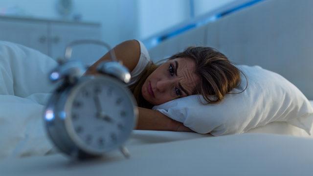 Uyku sorunu çekenler dikkat!