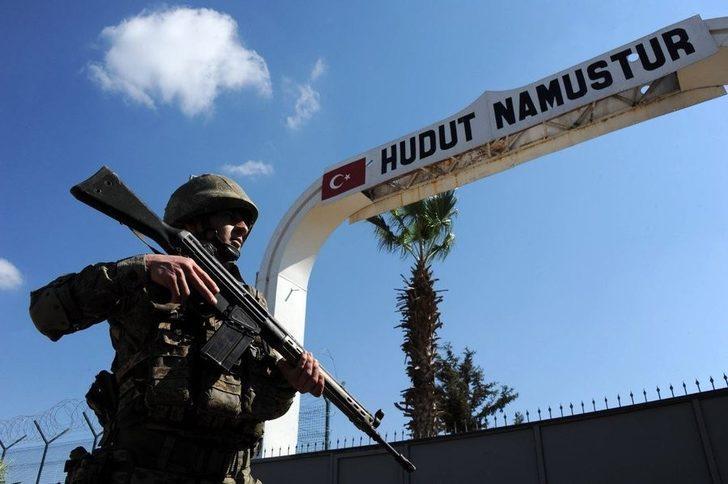 """MSB: """"Suriye'den Türkiye'ye girmeye çalışan 1 PKK/PYG'li Mardin'de yakalandı"""""""