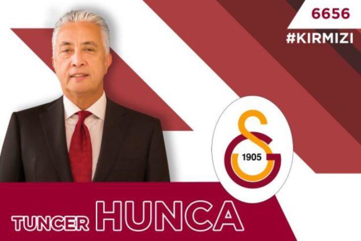 Galatasaray'ın başkan adayı Tuncer Hunca kimdir? Tuncer Hunca kaç yaşında ve nereli?