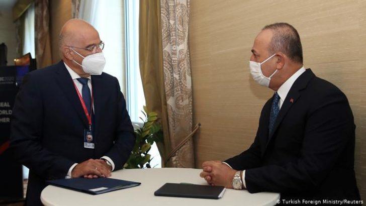 """Yunanistan'dan """"uygun atmosferde"""" buluşma isteği"""