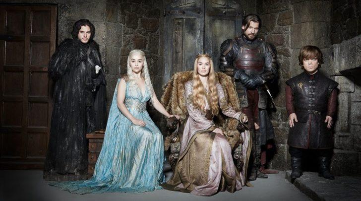 Game of Thrones dizisinin yıldızı Emilia Clarke'tan Suriye halkına destek mesajı