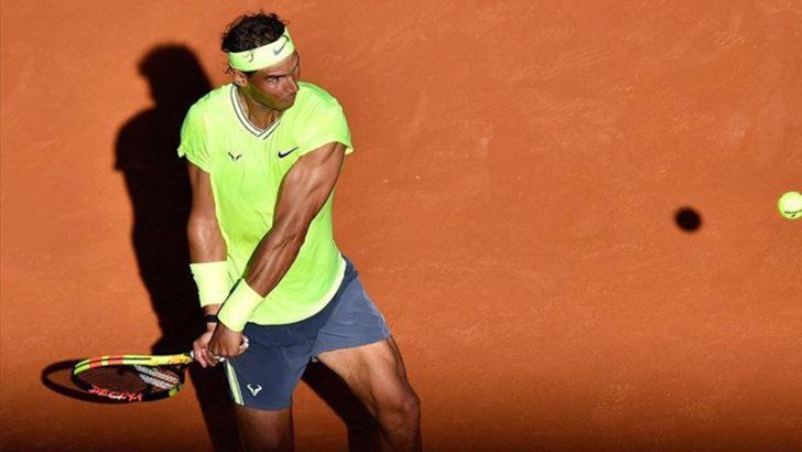 Rafael Nadal, Monte Carlo'ya çeyrek finalde veda etti!