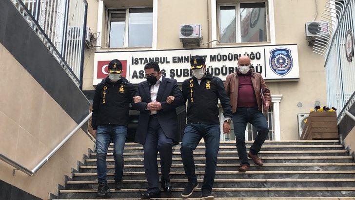 Interpol'ün kırmızı bültenle aradığı İran uyruklu şüpheli İstanbul'da yakalandı