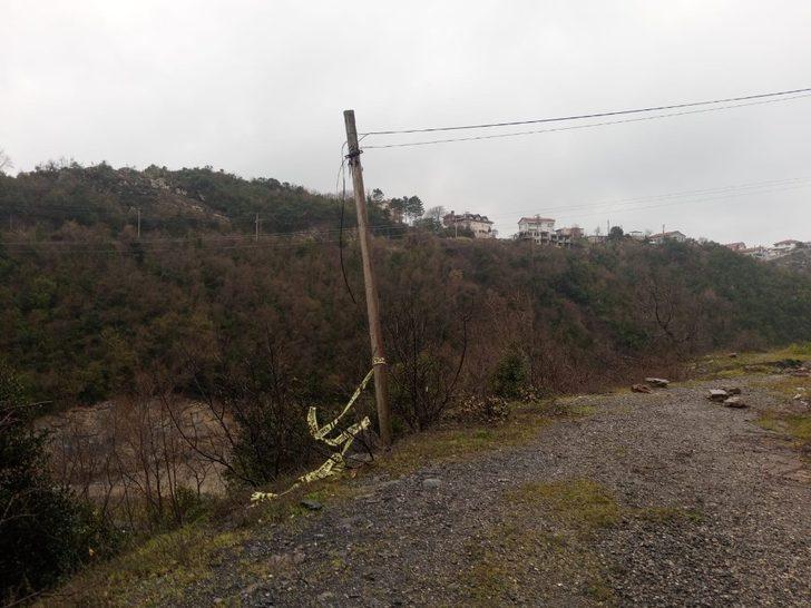 17 saattir kayıp olan adamın cesedi ağaca asılı halde bulundu