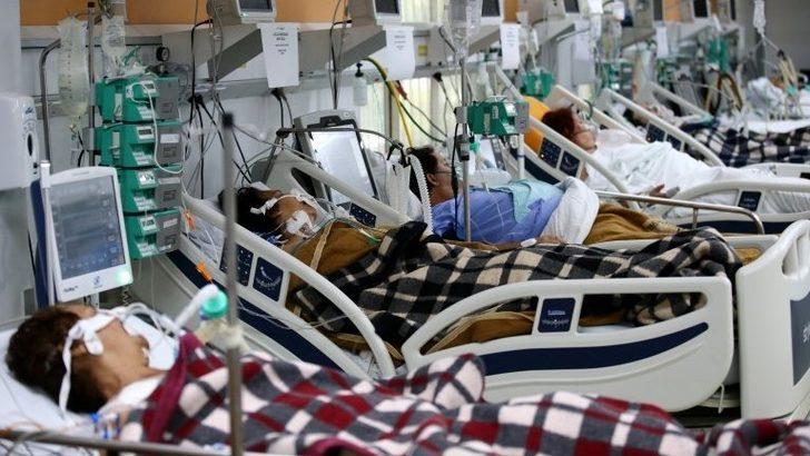 Covid: Brezilya sağlık servisi 'tarihinin en ağır krizini yaşıyor'