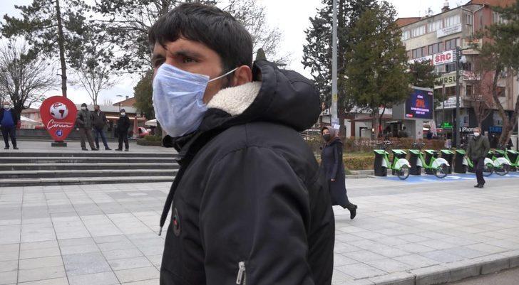 6'ncı kez maskesiz yakalanan kişi 'takmayı unutmuşum hacı abi' diyerek kendini savundu