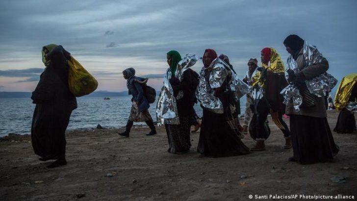 Yunanistan'dan Türkiye'ye 1500 göçmeni geri alma çağrısı