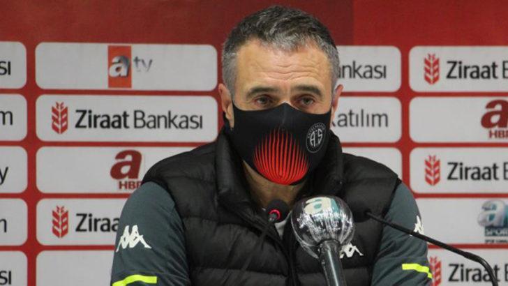 Ersun Yanal: Antalyaspor 21 yıl sonra finalde