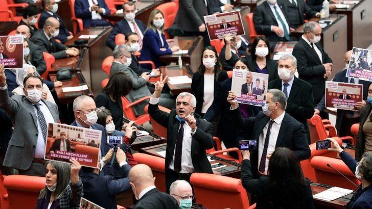 Gergerlioğlu ve HDP'ye kapatma davasına tepki: 'Hiç mi ders almadınız?'