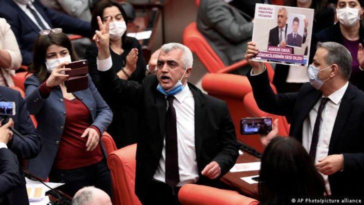 """Gergerlioğlu'ndan muhalefete: """"Sloganı bırakalım"""""""