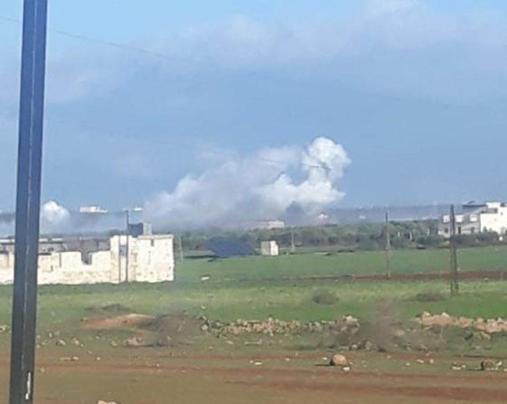 YPG/PKK'dan El Bab'a topçu saldırısı: 3 yaralı