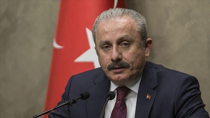 Son Dakika! TBMM Başkanı Mustafa Şentop: Anayasamızda parti kapatma var